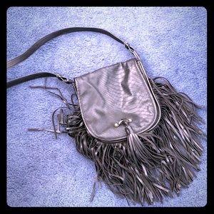 Madden girl fringe crossbody bag